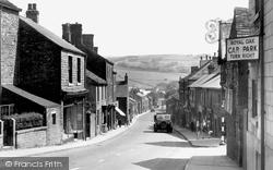 Market Street c.1940, Chapel-En-Le-Frith