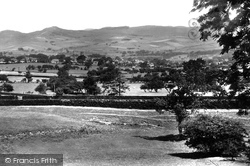 View From Station c.1940, Chapel-En-Le-Frith