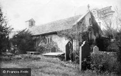 Chapel Le Dale, Weathercote Church 1890, Chapel-Le-Dale