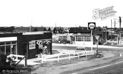 Chapel St Leonards, Beltons Auto Services, Chapel Point c.1965