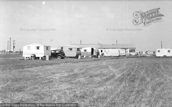 Photo of Chapel St Leonards, Benvenute Camp c.1955