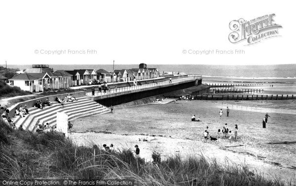 Chapel St Leonards, Chapel Point c.1955