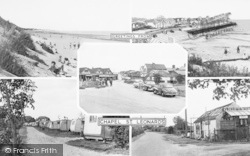 Chapel St Leonards, Composite c.1960