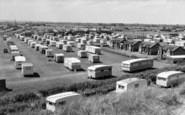 Chapel St Leonards, Greenways Caravan Site c.1960