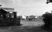 Chapel St Leonards, Griftville Camp c.1955