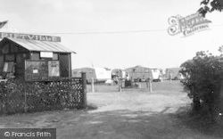 Chapel St Leonards, Griftville Camp c.1955