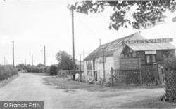 Chapel St Leonards, Griftville Holiday Camp c.1955