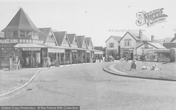 Photo of Chapel St Leonards, Parade c.1960