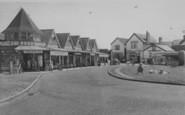 Chapel St Leonards, Parade c.1960