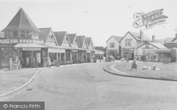 Chapel St Leonards, Parade c.1960