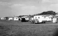 Chapel St Leonards, Sandfield Camp c.1955