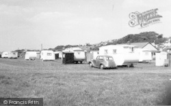 Chapel St Leonards, Sandfield Camp c.1955