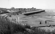 Chapel St Leonards, The Bay Chapel Point c.1955