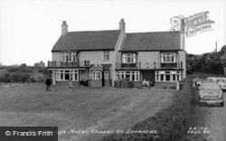The Grange Hotel c.1960, Chapel St Leonards