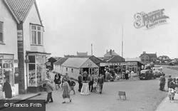 Chapel St Leonards, The Parade c.1955
