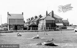 Chapel St Leonards, The Post Office c.1960
