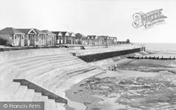 Chapel St Leonards, The Promenade c.1955