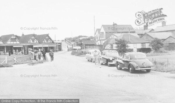 Photo of Chapel St Leonards, The Pullover c.1955