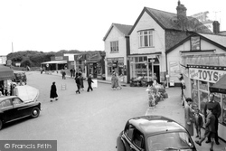 Chapel St Leonards, The Village c.1959