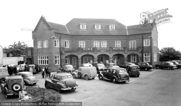 Photo of Chapel St Leonards, The Vine Hotel 1959