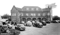 Chapel St Leonards, The Vine Hotel 1959