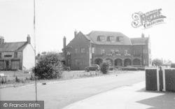 Chapel St Leonards, The Vine Hotel c.1955