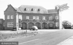 Chapel St Leonards, The Vine Hotel c.1960