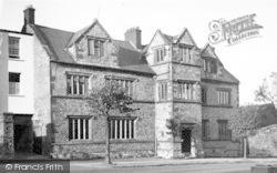 Chard, Chard School c.1955
