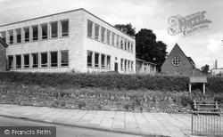Chard School c.1965, Chard