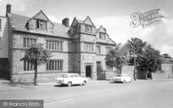 Chard, Chard School c.1965