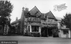 Choughs Hotel c.1965, Chard