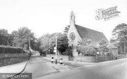 Chard, Church Of The Good Shepherd c.1960