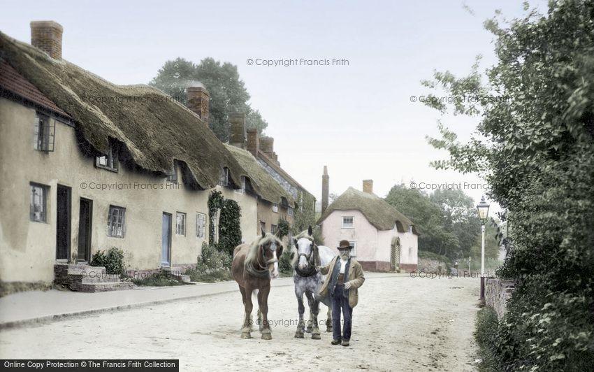 Chard, Cottages 1907