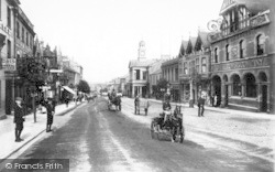 Chard, Fore Street 1907