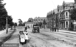 Fore Street 1907, Chard