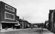 Chard, Fore Street c.1950