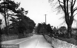 Fore Street c.1950, Chard