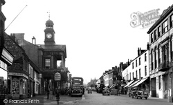 Fore Street c.1955, Chard