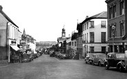 Chard, Fore Street c.1955
