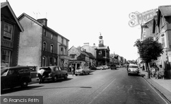 Fore Street c.1960, Chard