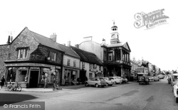 Fore Street c.1965, Chard