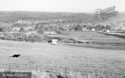 Chard, General View c.1955