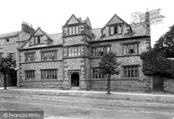 Grammar School 1907, Chard