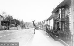 Chard, Hgh Street c.1950