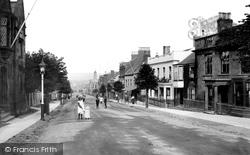 High Street 1907, Chard