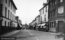 Holyrood Street c.1950, Chard