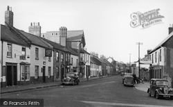Holyrood Street c.1955, Chard