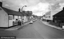 Holyrood Street c.1965, Chard
