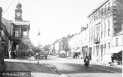 Chard, Main Street c.1950