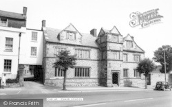 Chard, School c.1960